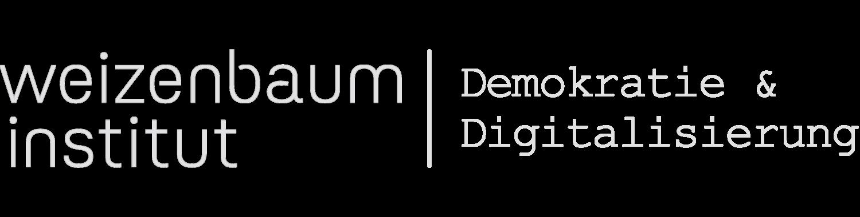 Demokratie & Digitalisierung